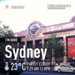 Instaweather image State Library of New South Wales